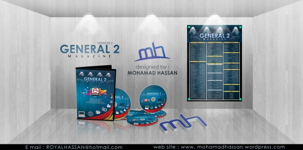 GENERAL 2 MAGAZINE BY : MOHAMAD HASSAN