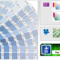 كتالوك نسب ألوان CMYK حسب شركة Pantone