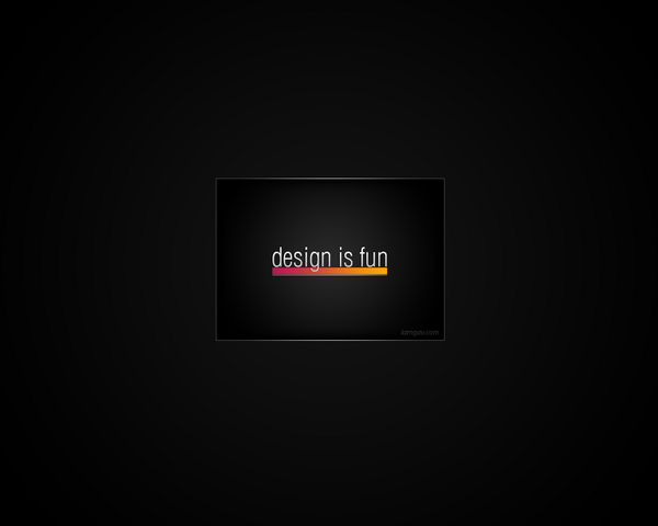 Design_is_fun_wallpaper_by_Swiftau